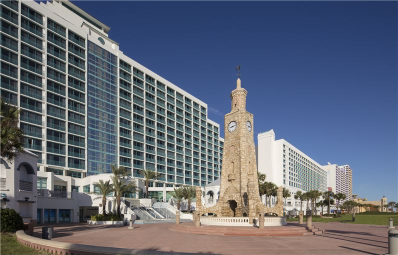 Picture of the Hilton West Palm Beach